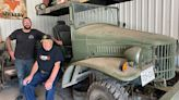 Eric Hellermann carries on family tradition with vintage vehicles