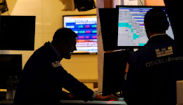Stock market news live updates: Stock futures edge drift sideways amid more earnings, jobs data