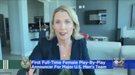 Lisa Byington Hired As First Full-Time Woman Play-By-Play Announcer For Major U.S. Men's Team