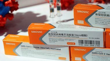 信報即時新聞 -- 劉宇隆:科興疫苗可申請降接種年齡門檻