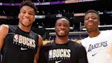 NBA/公鹿逆轉太陽封王!字母哥3兄弟創另類紀錄