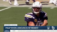 Philip Rivers announces retirement from NFL