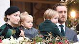 不只媽媽顏值高,摩納哥小王子Stefano內斂帥氣、Francesco可愛萌表情完全融化人心!