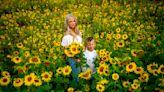 Grand Blanc siblings bringing cheer, making bucks with sunflower business