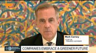 Carney Sees Huge Investment Opportunities in Energy Infrastructure
