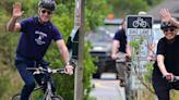 Fox News Host Criticizes Joe Biden For ... Riding A Bike