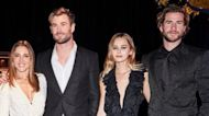 Liam Hemsworth And Girlfriend Gabriella Brooks Make First Official Appearance At Charity Gala