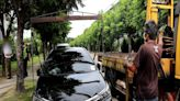 三級警戒違法營業遭罰30萬不繳 養生館老闆車輛被查封立繳清