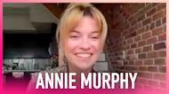 Annie Murphy And 'Schitt's Creek' Cast Took Shots Before Emmy Wins