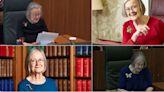 英國最高法院庭長Lady Hale的胸針火了