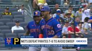 Harp on Conforto's HR, Mets bullpen, Luis Rojas ejection in comeback win vs Pirates | Home Schooled | SportsNite