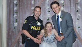 Girl With Birth Defect Who Doctors Said Wouldn't Live Took 2 Dates To Prom.