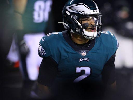 Jalen Hurts Responds To The Quarterback Trade Speculation