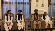 U.S. holds first high-level meeting with Taliban since Afghanistan withdrawal