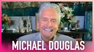 Michael Douglas Dishes On Being A Grandpa