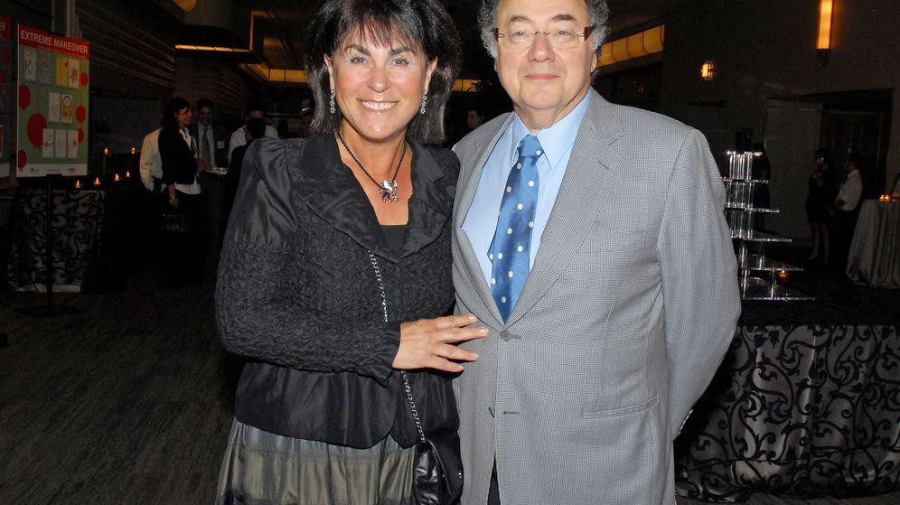 El millonario canadiense Barry Sherman y su mujer ...