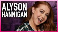 Alyson Hannigan Talks Meeting The Olsen Twins For The First Time