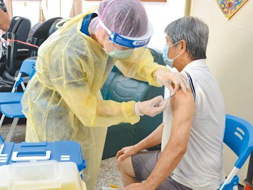 AZ疫苗持續施打 澎湖疫情降溫