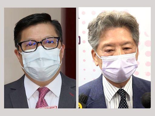 鄧炳強稱歡迎法庭的定罪 湯家驊認為唐英傑案刑期合理 - RTHK