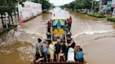 China Sends Supplies to Devastated Area After Floods Kill 63