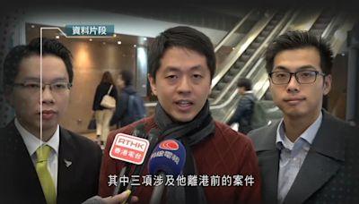 遭加控四項藐視法庭罪 許智峯:只有控訴、無任何愧疚