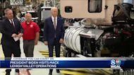President Joe Biden visits Pa. to promote 'Buy American' efforts