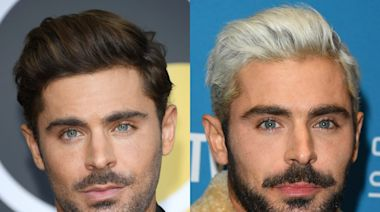 33 celebrities who look almost unrecognizable after dyeing their hair platinum blonde