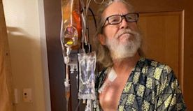 Jeff Bridges Shares Cancer Update While Thanking Fans for Their Love and Support
