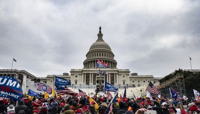 How the FBI became the target of a conspiracy theory about the Jan. 6 Capitol riot