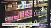 Supply shortage impacts retailers across the Coastal Bend