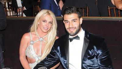 Sam Asghari Jokes About His Relationship Status With Britney Spears: 'We Secretly Got Married'
