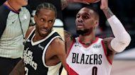 Knicks odds of landing Damian Lillard or Kawhi Leonard, saving cap space for 2022 | What Are The Odds?