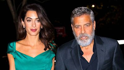 Here's the Truth Behind Those Amal Clooney Pregnancy Rumors