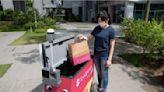 Foodpanda要用機器人取代熊貓外送員了嗎?一次測試三家物流機器人!