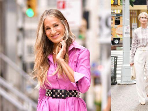 《慾望城市》續集《And Just Like That》造型盤點!揭開「凱莉、夏綠蒂、米蘭達」的嶄新時髦衣櫥