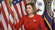 Pelosi calls Greene and Ocasio-Cortez confrontation 'beneath the dignity' of Congress