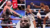 Joshua should use Fury's tactics against Wilder to beat Usyk, claims Okolie
