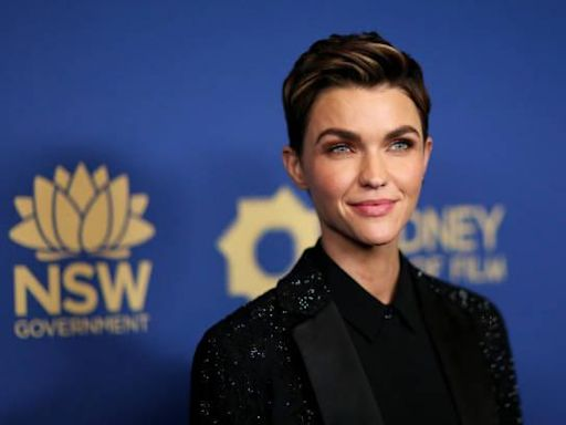 Ruby Rose's New Dye Job Is a Full-Blown Optical Illusion