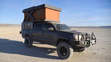 Hower Built Base Camp 讓貨卡也有近兩公尺的內部站立高度!