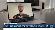 Tech Talk: Selling a home for cryptocurrency
