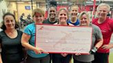 Pflugerville fitness club donates $3,000 to St. Jude