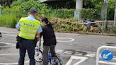 【單車違規】大埔警一連三日發46張傳票 涉行人路騎踏單車或違道路規例 - 香港經濟日報 - TOPick - 新聞 - 社會