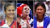 British teenage sportswomen who have broken through to inspire new generation