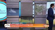 High-Quality, Custom Made Window Coverings