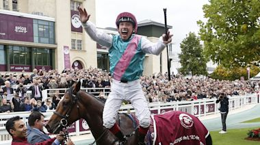 'If I tell you I wasn't nervous, I'd be lying' - Frankie Dettori ready as Enable bids to claim Prix de l'Arc de Triomphe hat-trick