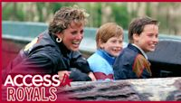 Princess Diana's Adventurous Side Shined Bright With Prince Harry & Prince William