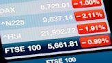FTSE 100 bolstered by homebuilders as banks ease back