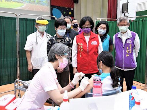 彰化校園BNT開打 4學生送醫10多人請假