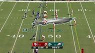 Jalen Hurts highlights vs. 49ers Week 2