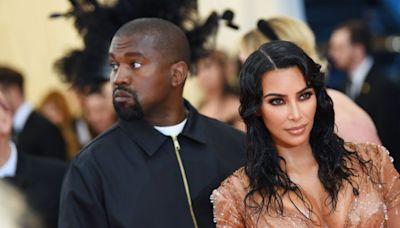 "Kim Kardashian says she ""feels like a loser"" over divorce from Kanye West"